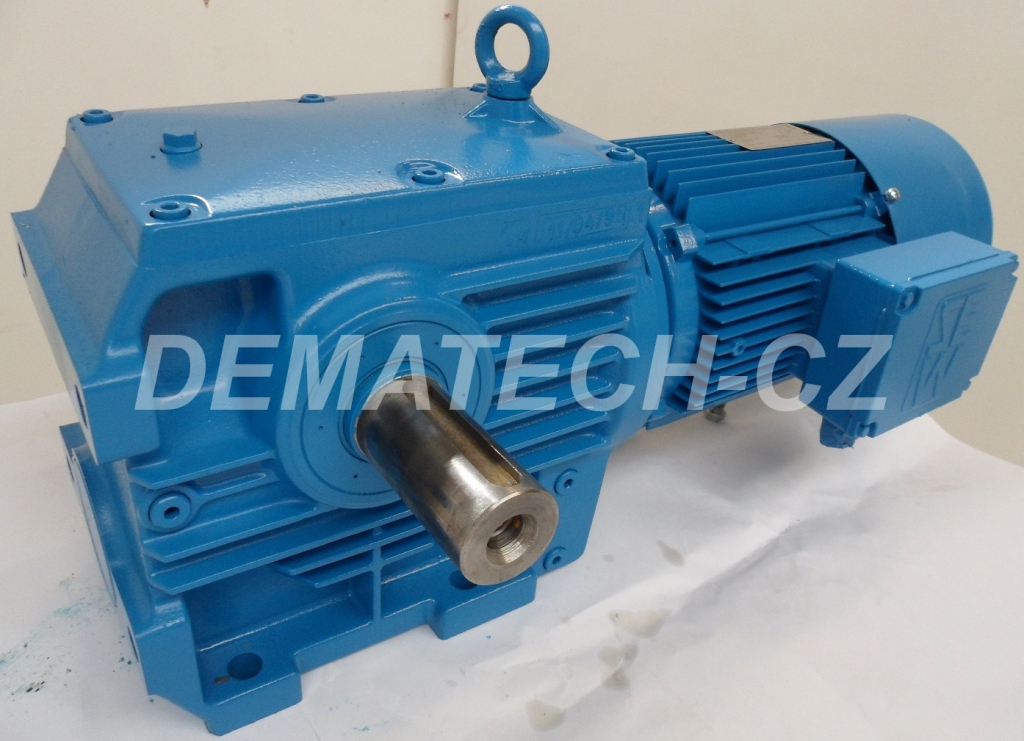 Worm Gear Motor Sew S72 Dt100l 4bmg Dematech S R O